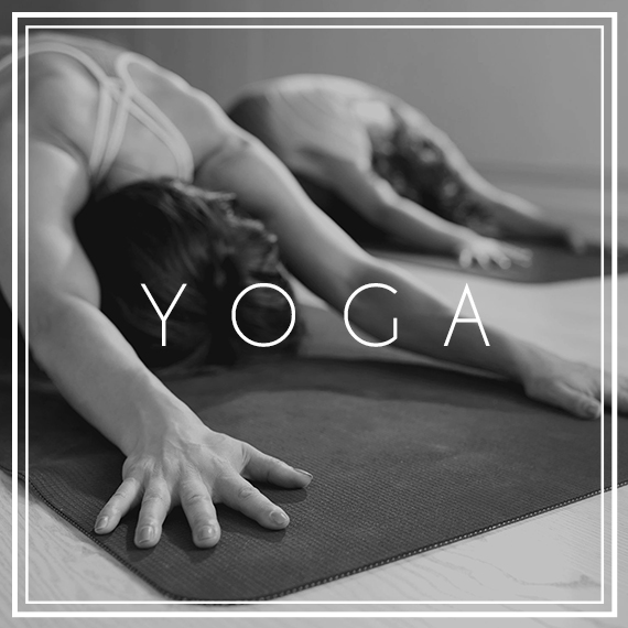 Yoga Classes for all skill levels at JTB Wellness