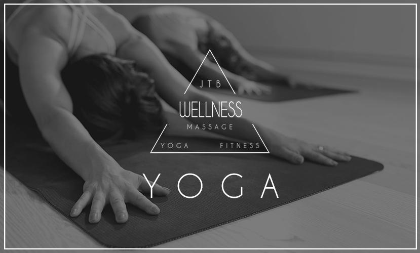 Yoga Classes for all skill levels at JTB Wellness