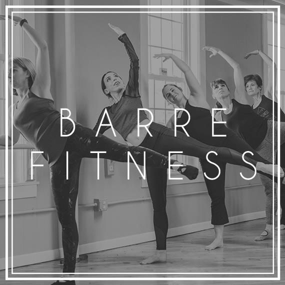 Barre Fitness Classes at JTB Wellness
