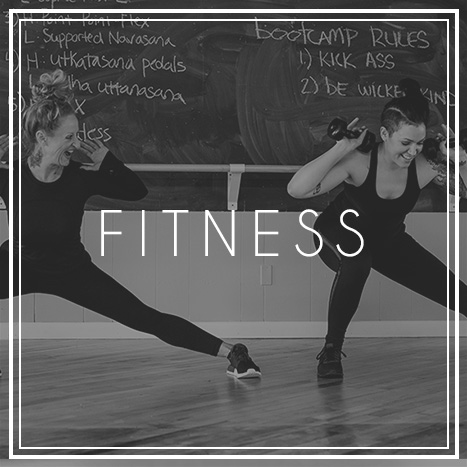 Book an invigorating fitness class at JTB Wellness today!