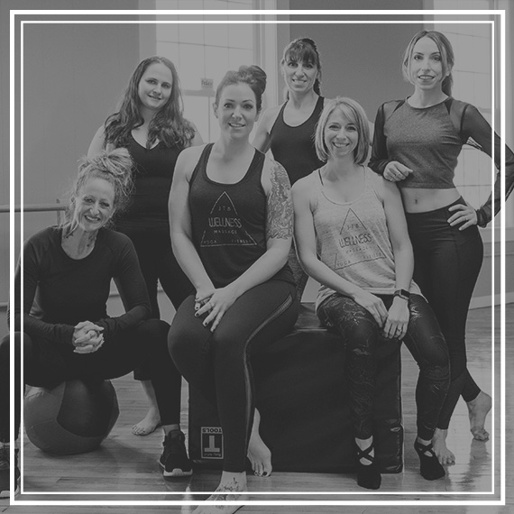 Meet our expert instructors and talented massage therapists at JTB Wellness!