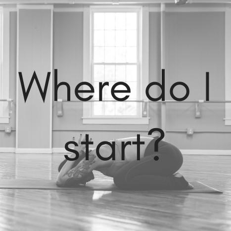 Where do I start_